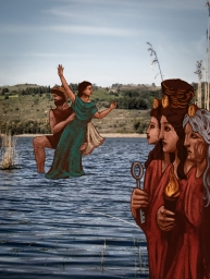 Dall'app Mostri mitologici-Persefone e Ecate