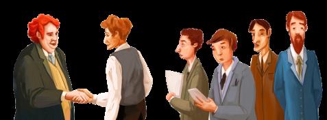 Sherlock Holmes-La lega dei Capelli Rossi