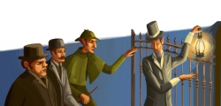 Sherlock Holmes-notturno