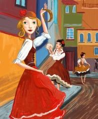 La Gitanilla, Liberty Editore