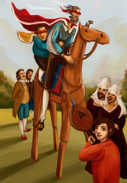 Don Quijote, Liberty editore