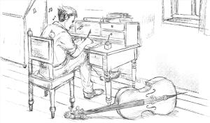 Toscanini 150-Whiteboard animation